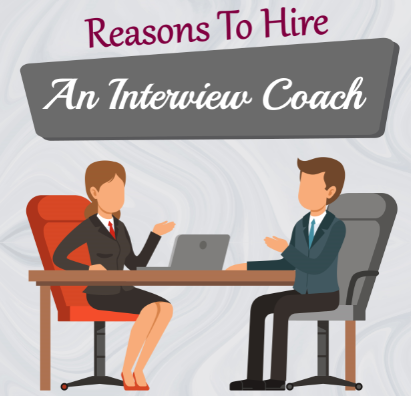 Reasons you should Hire an Interview Coach – Infograph